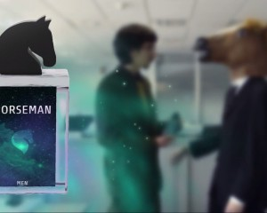 Horseman, the new fragance